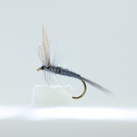 Blue Dun Dry Fly by the dozen