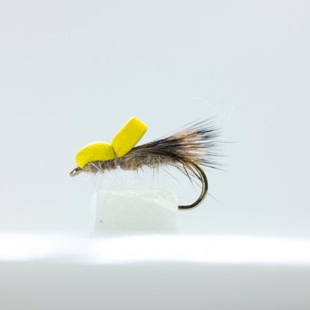 Balloon Caddis Dry Fly by the dozen