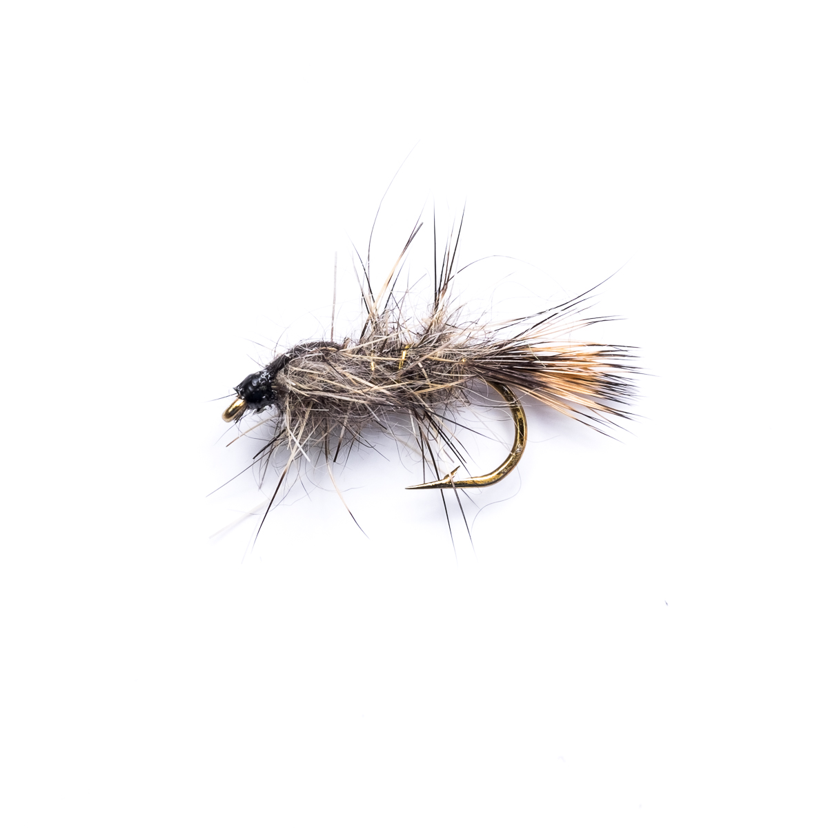18 nymphs trout fly fishing flies grhe pheasant tail for Fly fishing nymphs