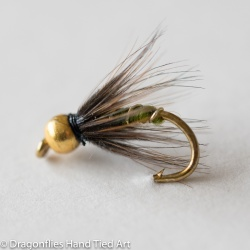 Greenwells Spider Gold Head  Wet Fly