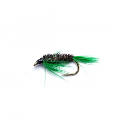 Green Diawl Bach Nymph