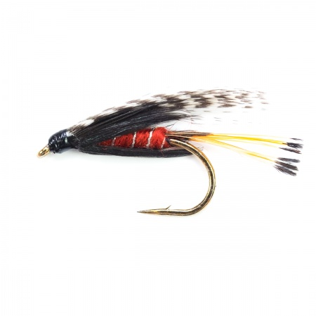 Teal & Red Wet Fly