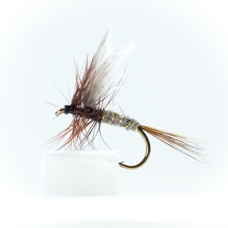 Gold Ribbed Hares Ear Dry Fly