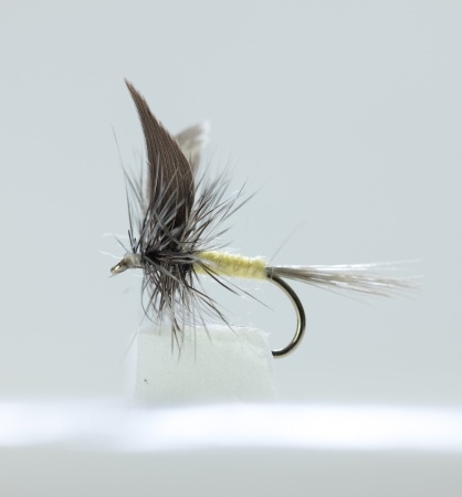 Pale Watery Dun Dry Fly by the dozen
