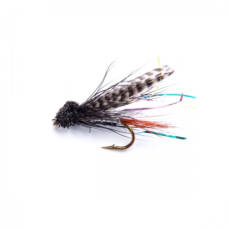 Heilan Laddie Dabbler Mini Muddler Wet Fly