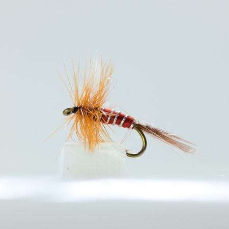 Red Spinner Dry Fly