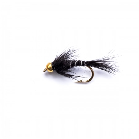 Gold Head Black Nymph