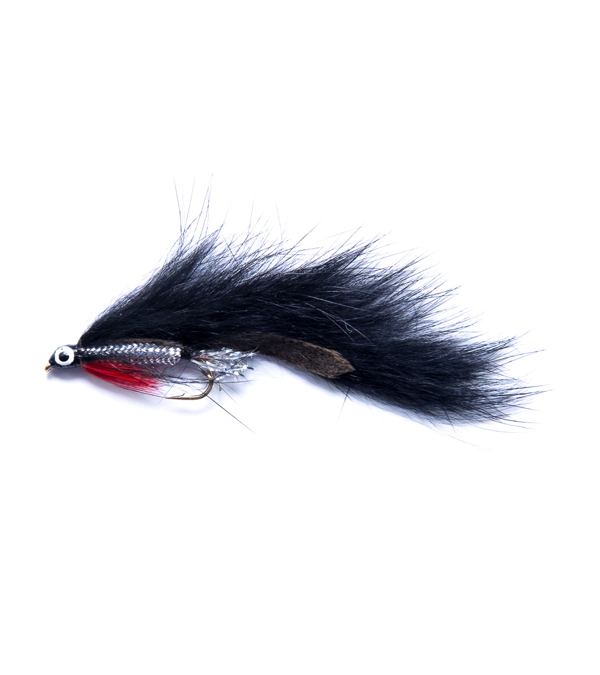 Zonkers Trout Fly Fishing Flies lures streamers Size 8 by Dragonflies