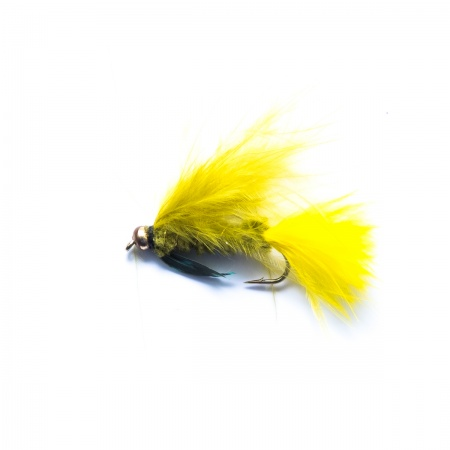 Gold Head Dawsons Olive Lure