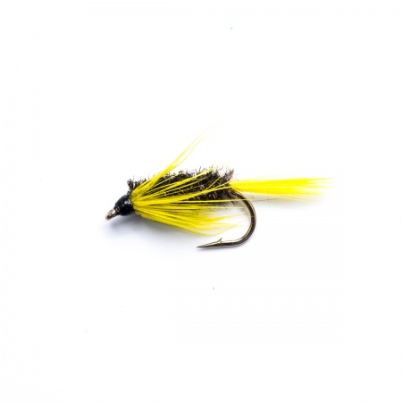 Yellow Diawl Bach Nymph
