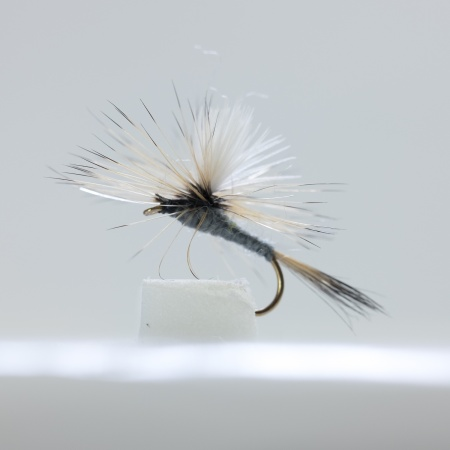 Grey duster Parachute Dry Fly