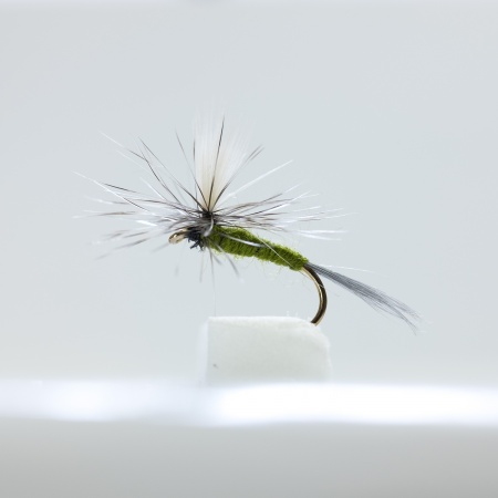 Blue Winged Olive Parachute Dry Fly
