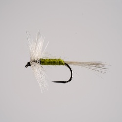 Barbless Blue winged Olive  Dry Fly