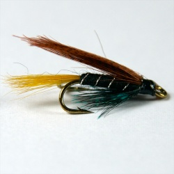 Connamara Black Wee double fly