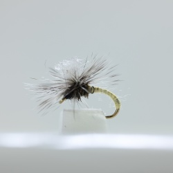 Cream Klinkhammer Dry Fly by the dozen