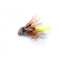 Hot Kate Dabbler Mini Muddler Wet Fly