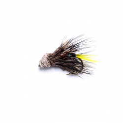 Bibio Dabbler Mini Muddler Wet Fly