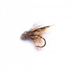 Gold Dabbler Mini Muddler Wet Fly