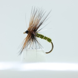 Greenwells Glory Hackled Dry Fly