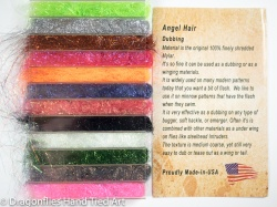 Angel Hair Dubbing 100% Mylar blend