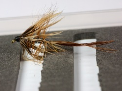 French Partridge Mayfly Dry Fly
