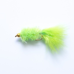Lime Green Fritz Lure