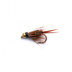 Gold Head Pheasant Tail Nymph by the dozen