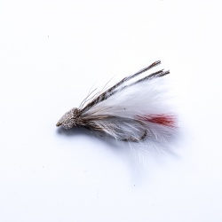 White Marabou Muddler Minnow Lure