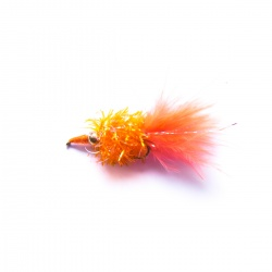 Orange Nomad Lure