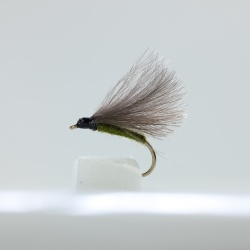 CDC F Fly Olive Dry Fly