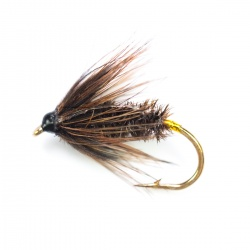 Coach Y Bonddu wet fly per dozen
