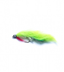 Lime Green Zonker Lure