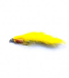 Yellow Zonker Lure