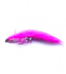 Pink Zonker Lure