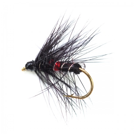 60 Classic Assorted Wet Flies