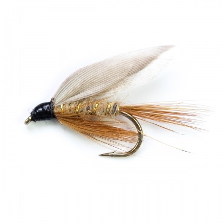 Gold Ribbed Hares Ear Wet Fly
