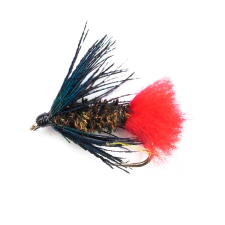 Goats Toe wet fly per dozen