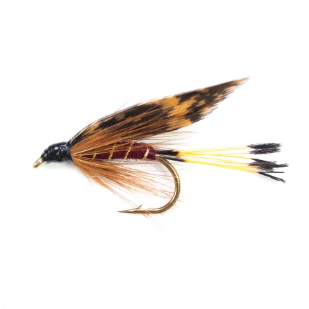 Grouse & Claret Wet Fly