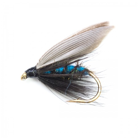 Blue Bottle wet fly per dozen